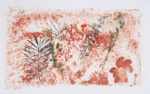 <i>Talisman</i><br>1964 Monotype<br><br>#71324