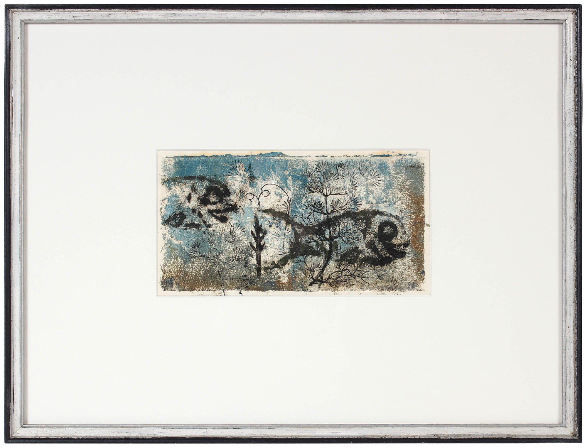 <i>Blue Sea</i><br>1964 Monotype<br><br>#71322