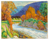 Highway Through the Mountains <br>20th Century Oil <br><br>#97846