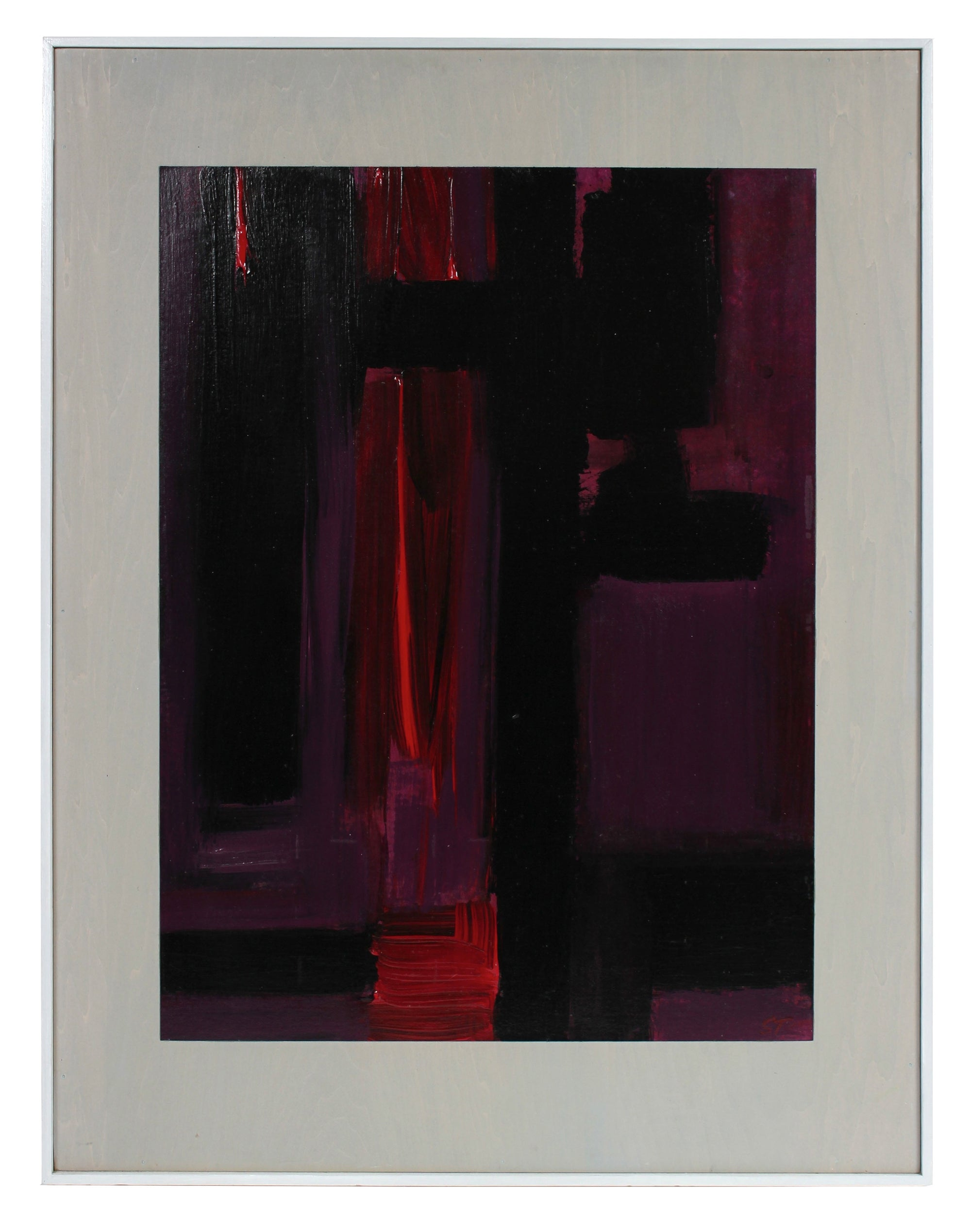 <i>Afterglow 2</i> <br>Late 20th Century Oil <br><br>#99203