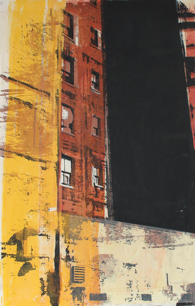<i>Airshaft</i><br>1973 Serigraph<br><br>#A0928