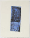 Indigo San Francisco City Detail <br>1970 Photo-Etching <br><br>#A0976