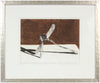 <i>On the Kitchen Table</i> <br>20th Century Etching <br><br>#A2215