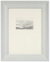 St. Ignacios & San Francisco Skyline <br>20th Century Etching <br><br>#A7639