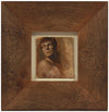 Intimate Male Portrait <br>1940s Oil <br><br>#A9507