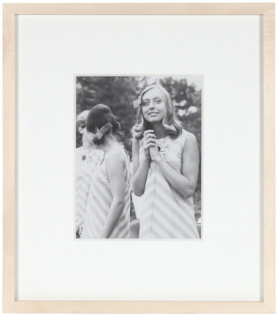Monochrome New York Mod Girls <br>Mid Century Photograph <br><br>#50718