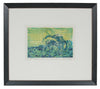 <i>The Wave</i><br>Late 20th Century Woodblock<br><br>#95096