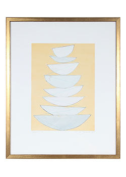 <i>Sails I</i> <br>Limited Edition Archival Print <br><br>ART-10348