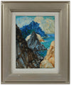 Rocky Coastal Cliffs <br>20th Century Oil <br><br>#B0025