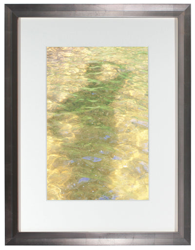 <I>Self Portrait in Gold</I><br>Marsh Pond, New Hampshire, 2014<br><br>GC0381