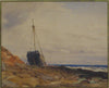 Shipwreck Watercolor on Paper<br>Early-Mid 1800s<br><br>#10150