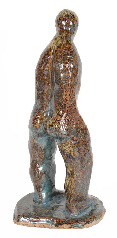 Standing Figure Study<br>Clay, 2001<br><br>#20266
