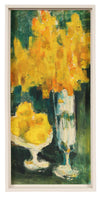 <i>Lemons & Flowers</i><br>Mid Century Oil<br><br>#96785