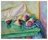 Still Life with Turnips<br>Late 20th Century Oil<br><br>#A3231