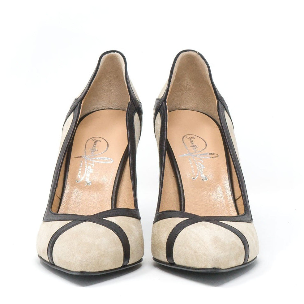 DDL3906 T90 Women Pumps