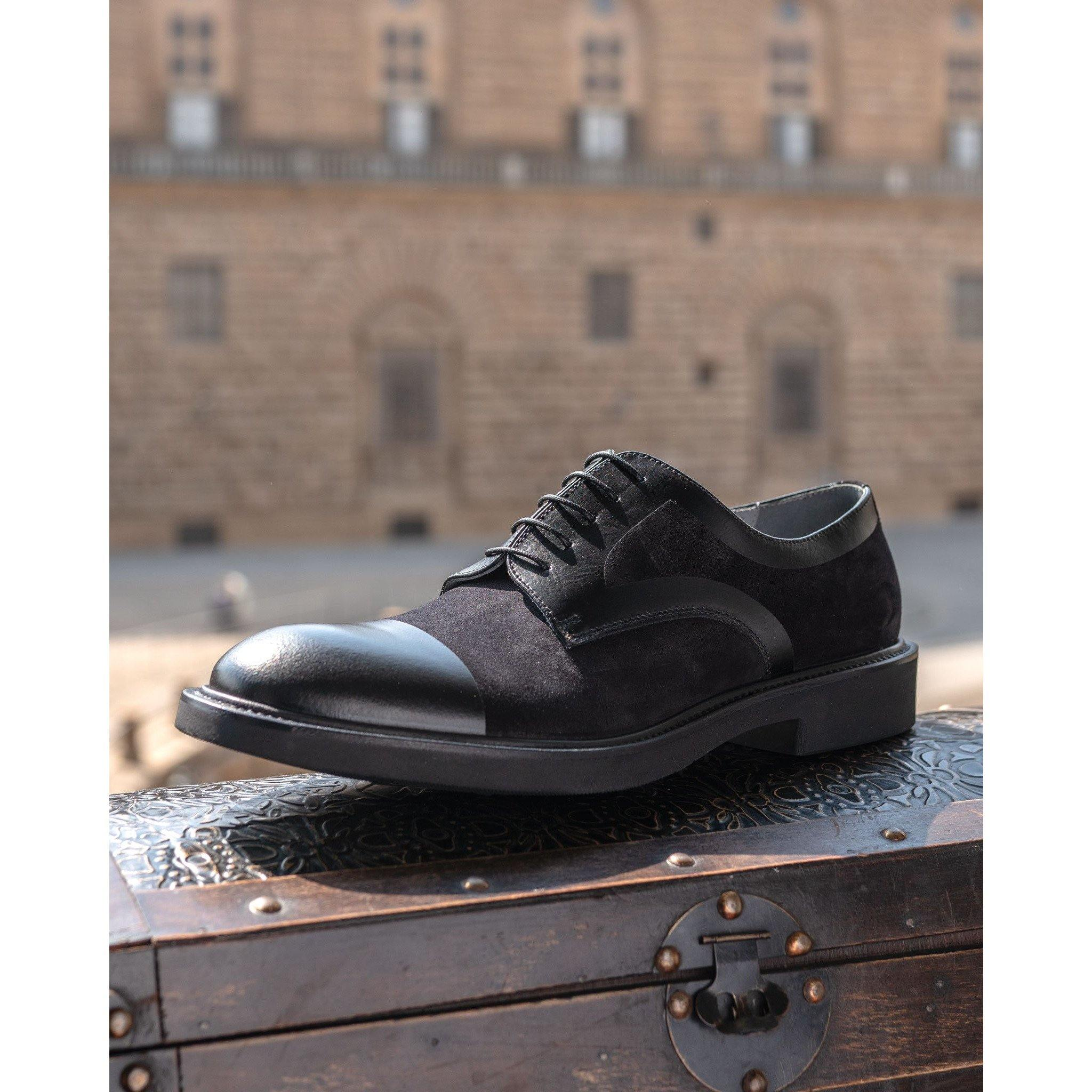 LAN9020 F340 Lace Up Men Shoes - New Fall Winter 2019-2020 Collection