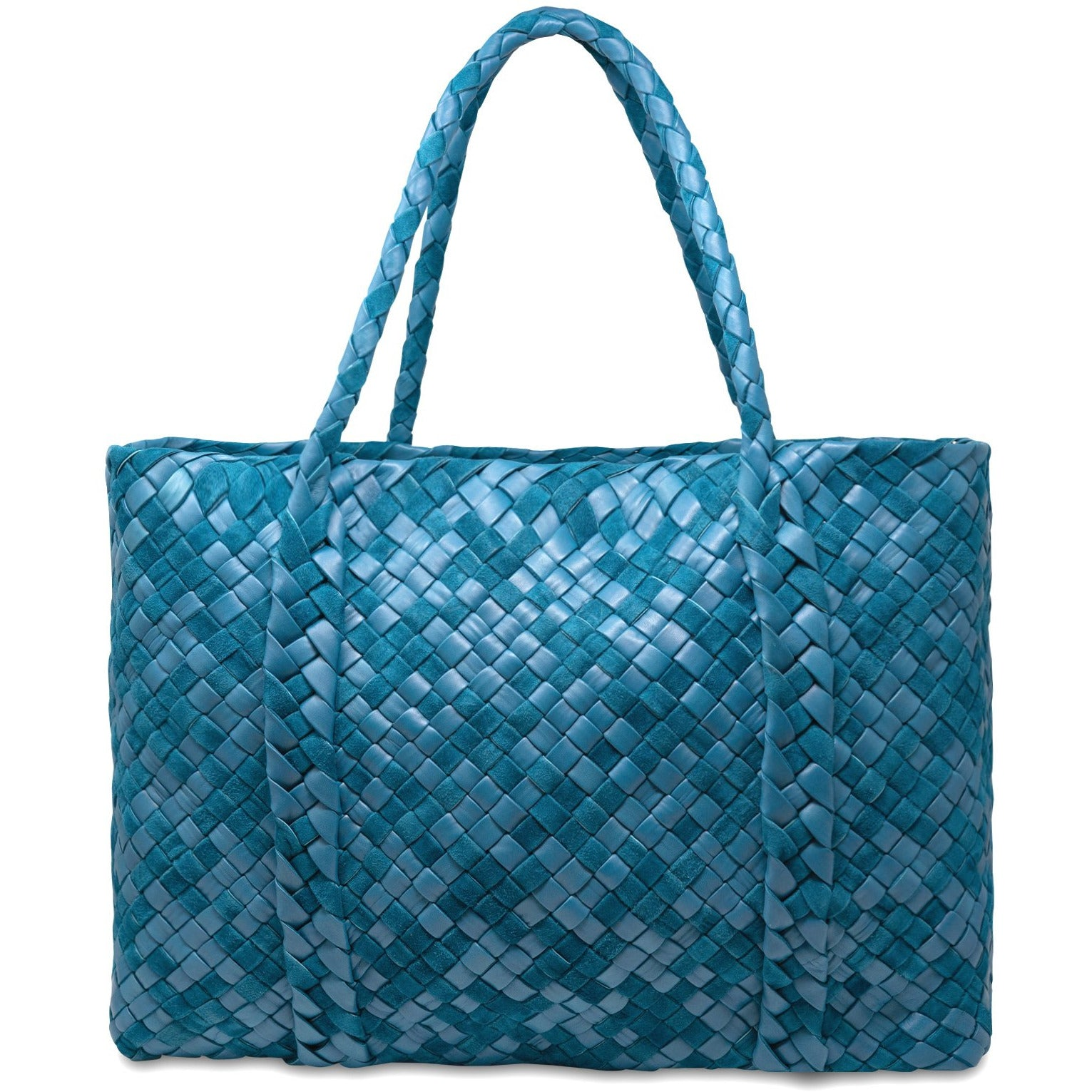 Infinity Intrecciato Leather Large Tote Bag - New Spring Summer 2020 Collection JT814