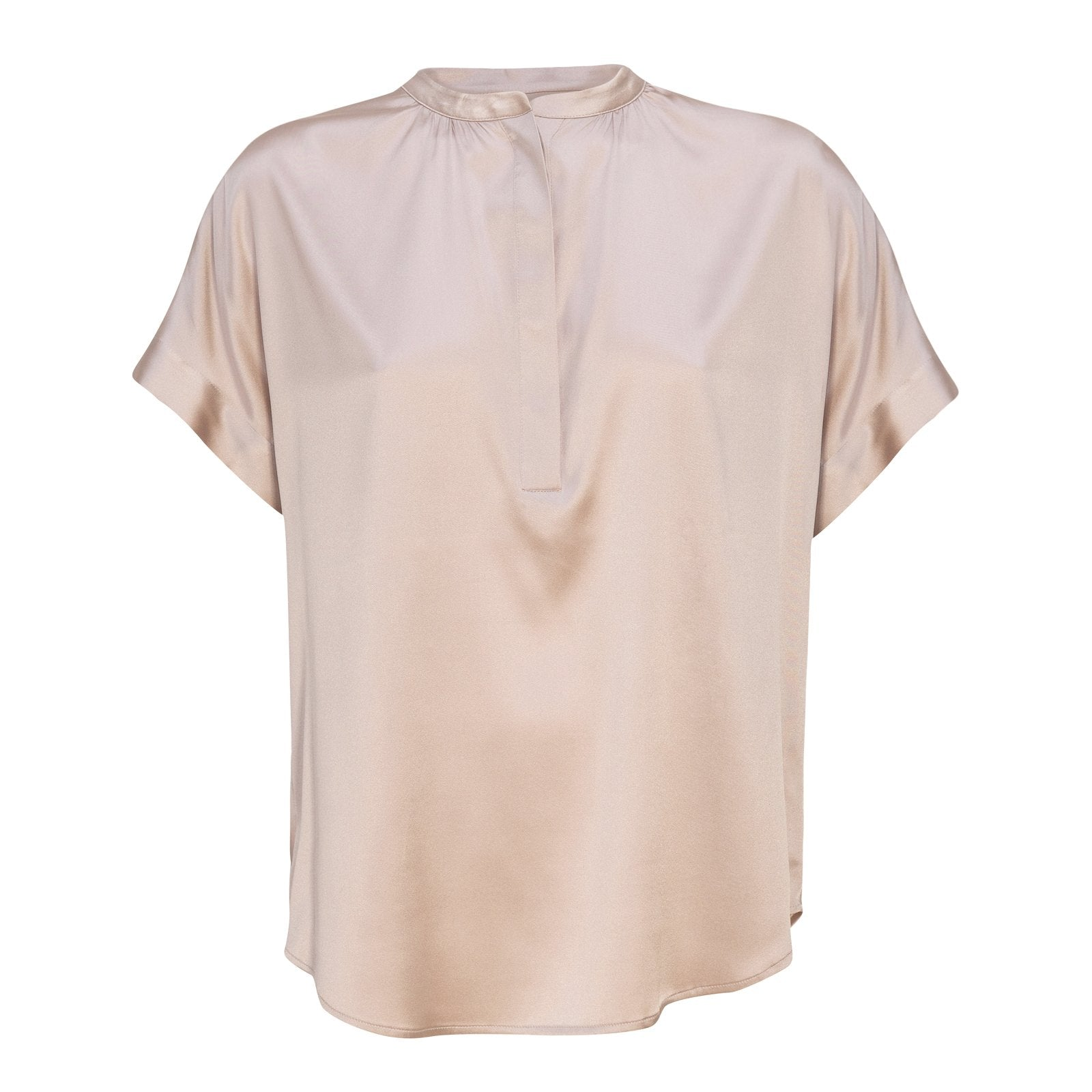 PUR5125 Women Silk Shirt