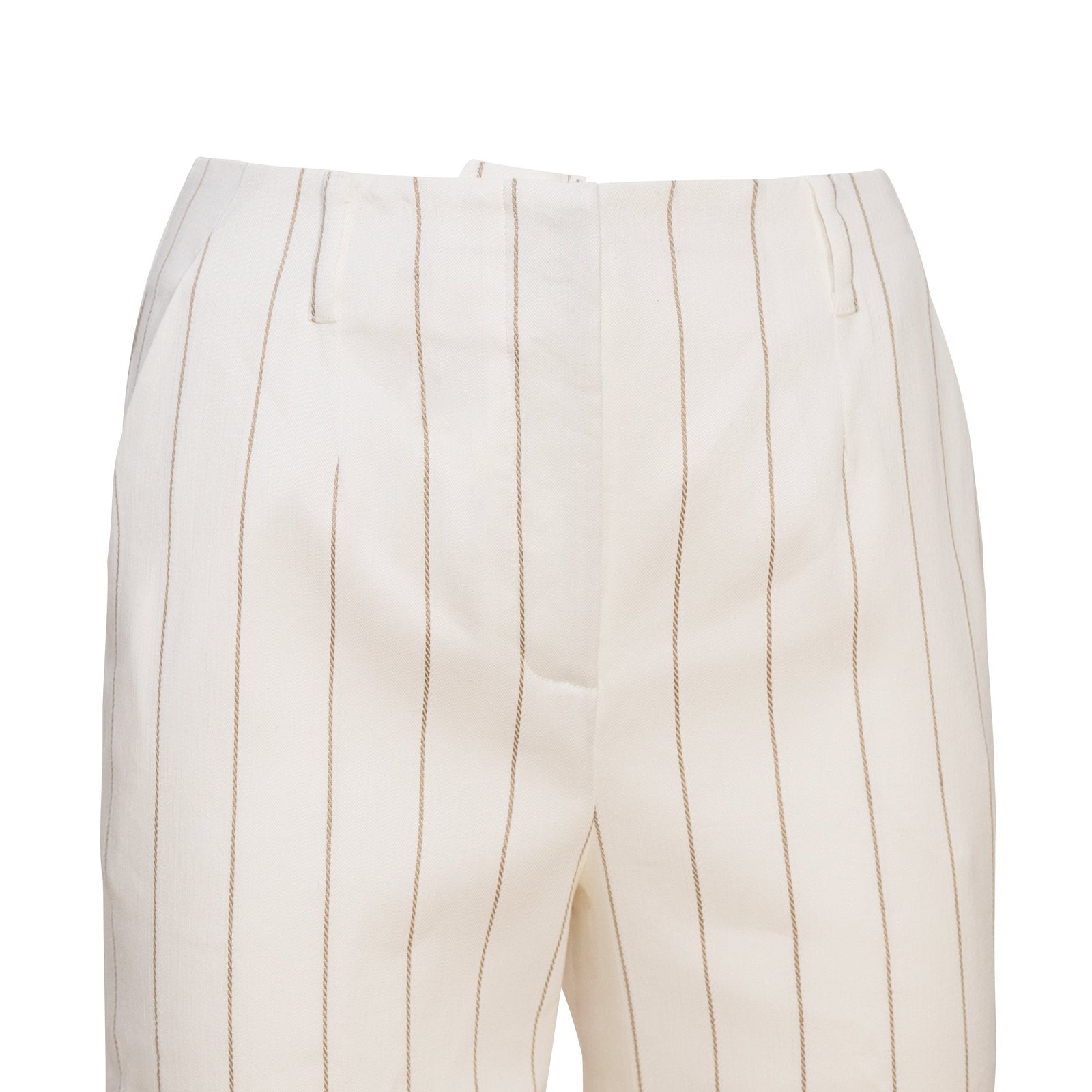 PUR3003 STRIPES PANTS - Jennifer Tattanelli