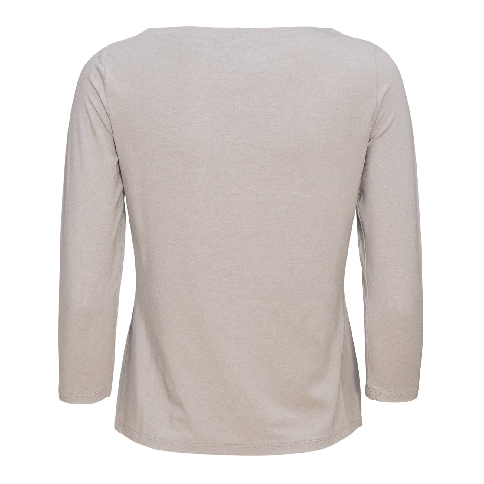 Women Barchetta Neck Ghiaccio Knitwear PUR1242
