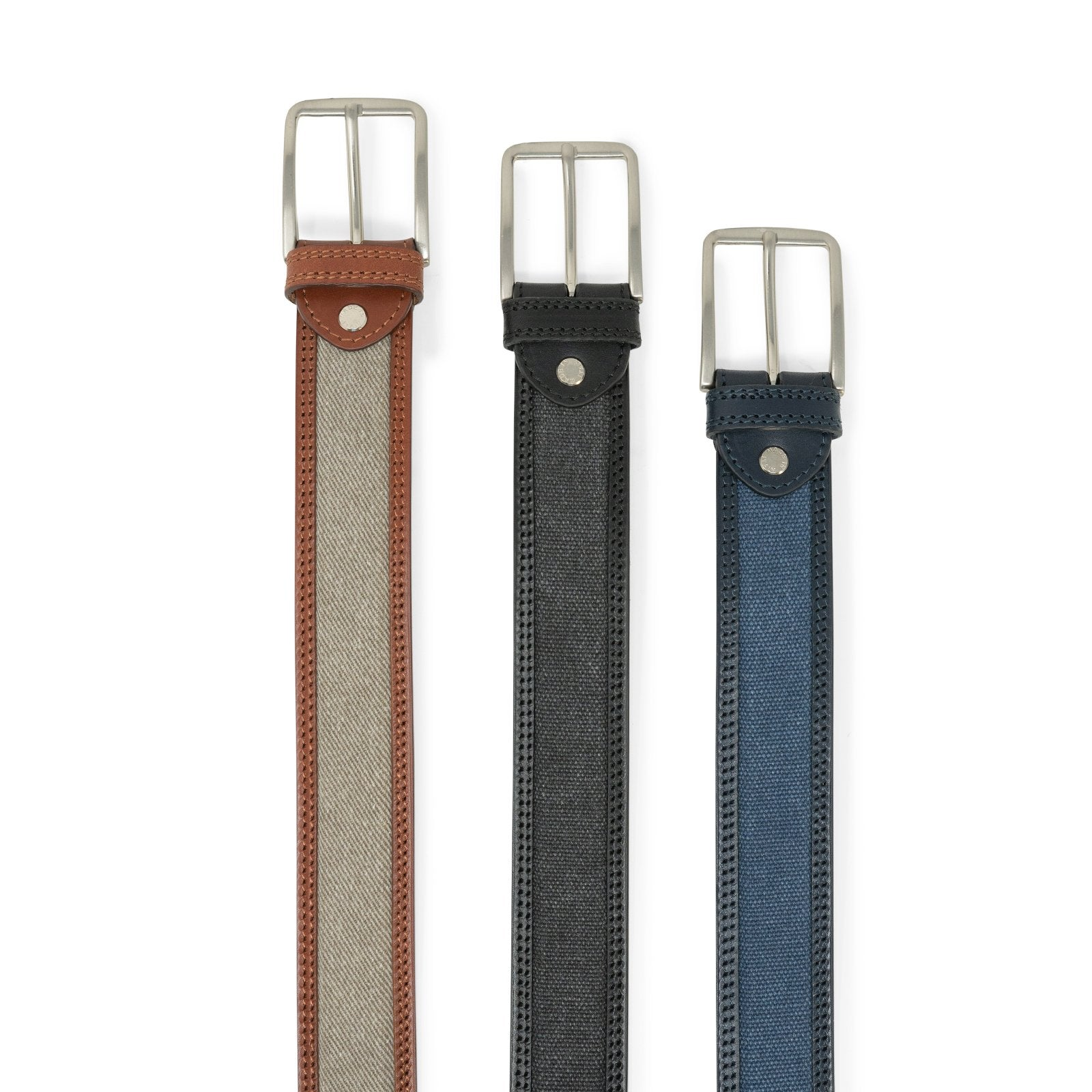 Fibra and Nappa Belt GIAN21435 - Jennifer Tattanelli