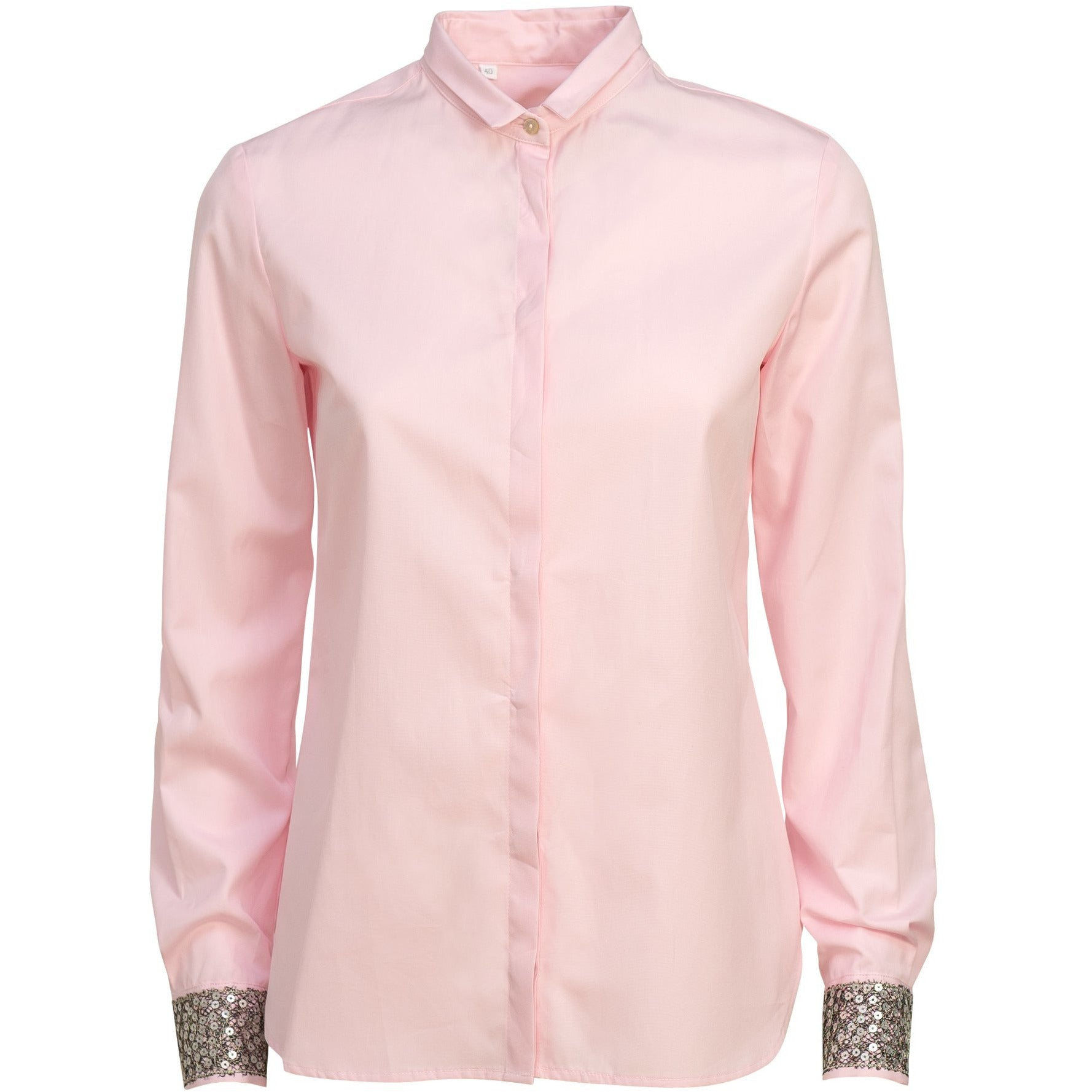 BAR62 Women Shirt in pink - Jennifer Tattanelli
