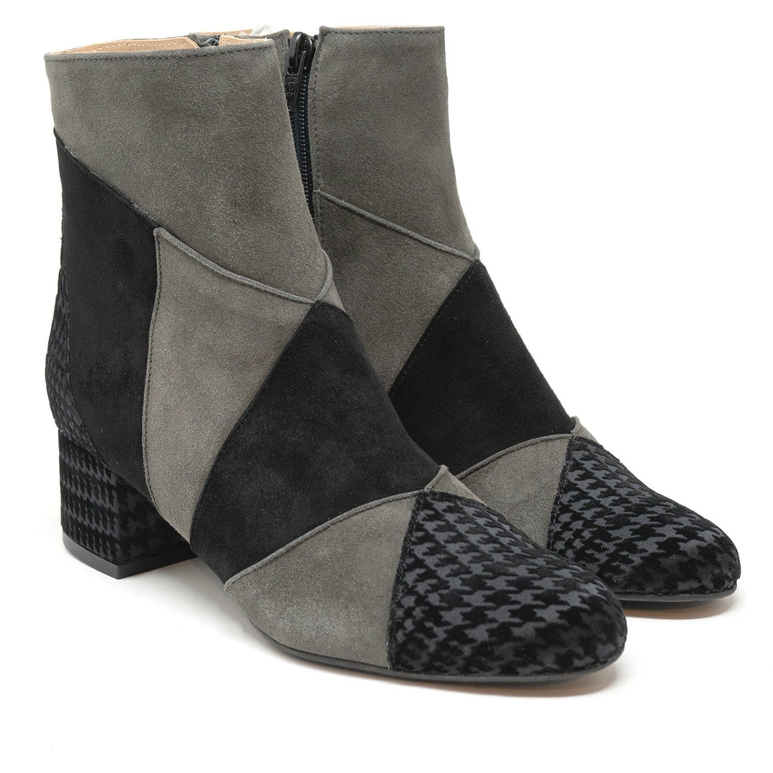 MIL1068 T50 Women Booties - Jennifer Tattanelli Signature Collection