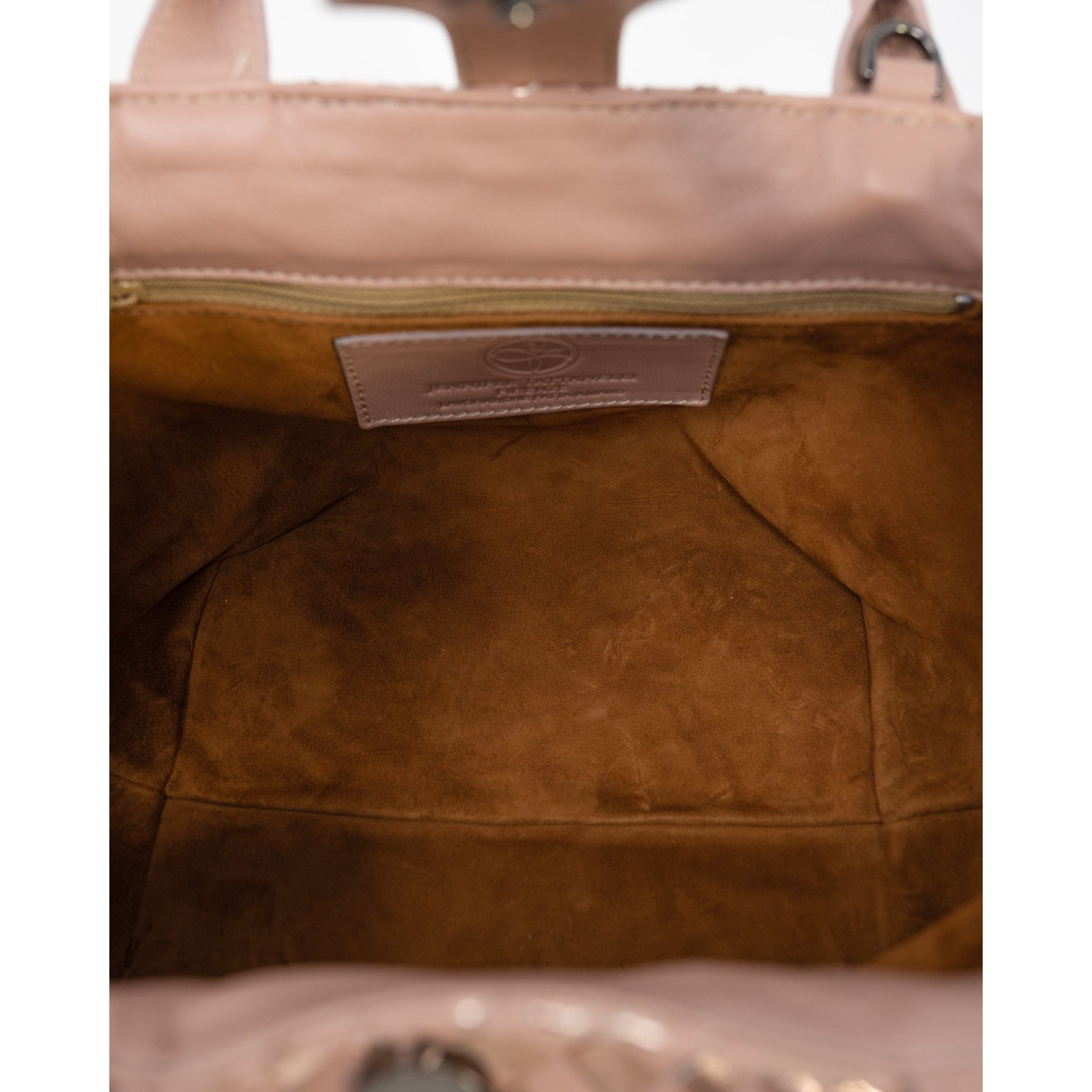ART Lucia Top Handle Bag - Jennifer Tattanelli