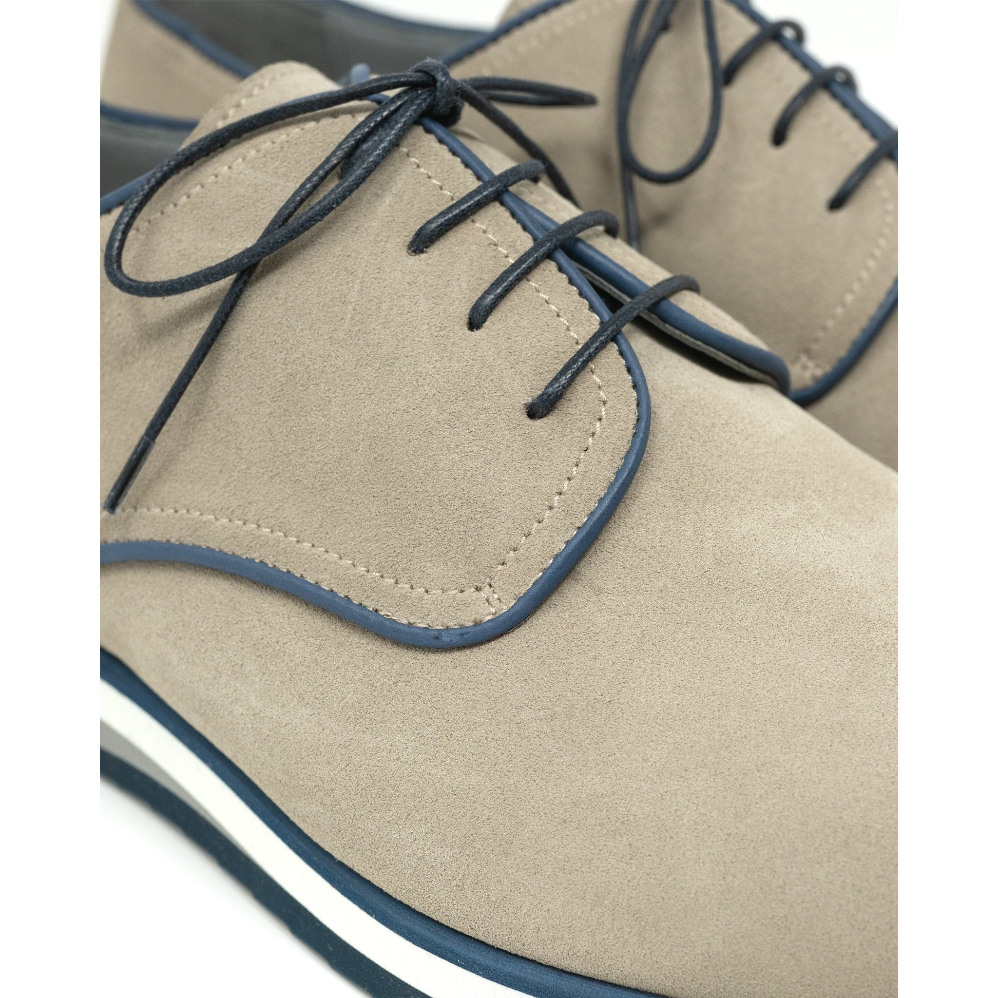 LAN7260 F703 Lace Up Men Shoes - Jennifer Tattanelli