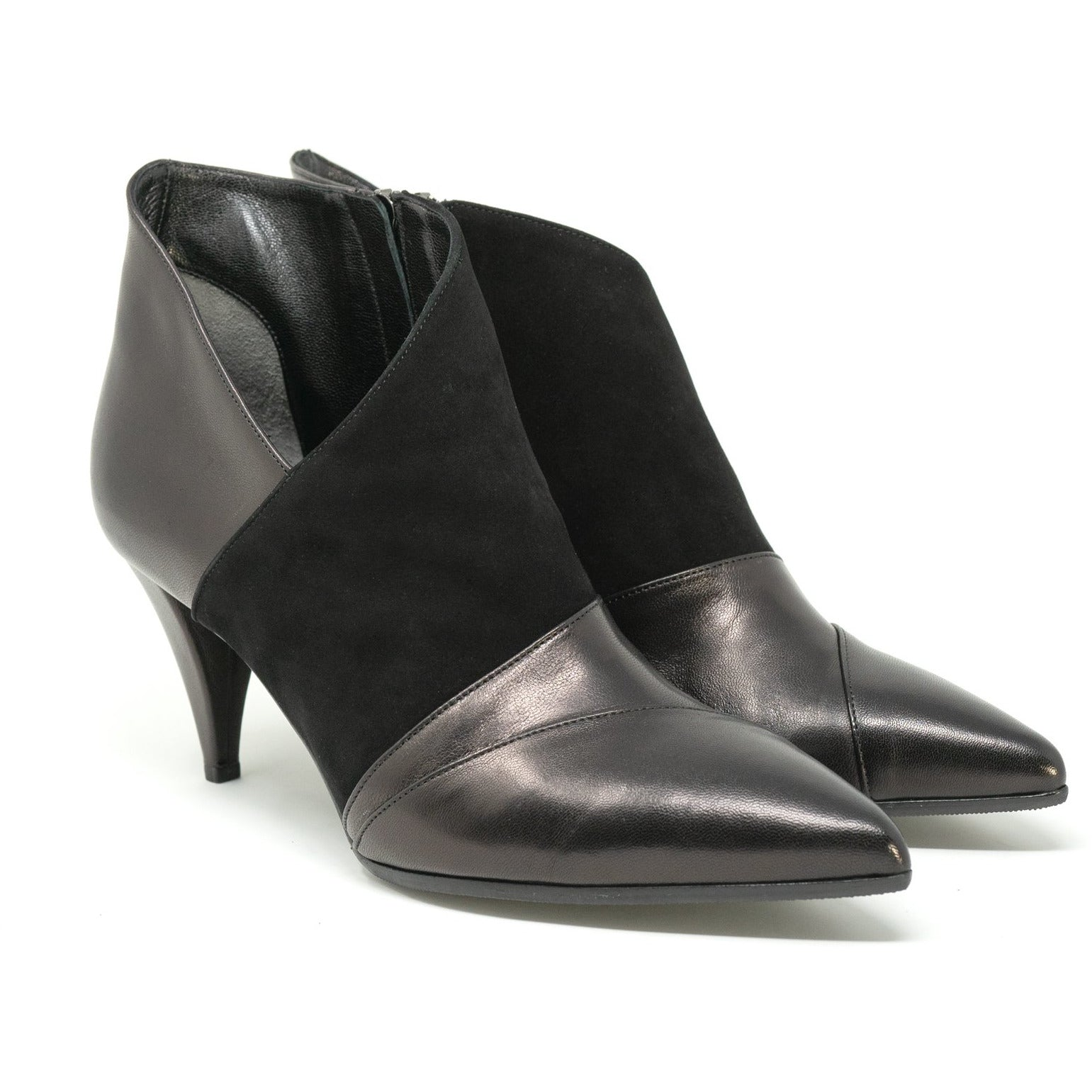 DDL4630 T70 Women Booties - Jennifer Tattanelli