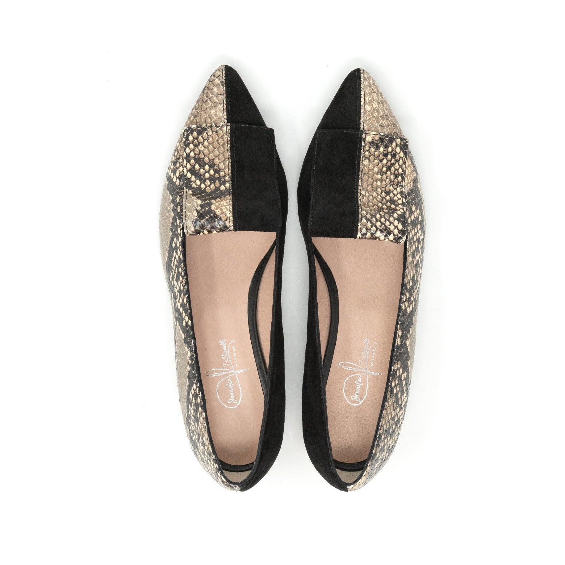 MIL8201 T10 Women Flats - Jennifer Tattanelli Signature Collection