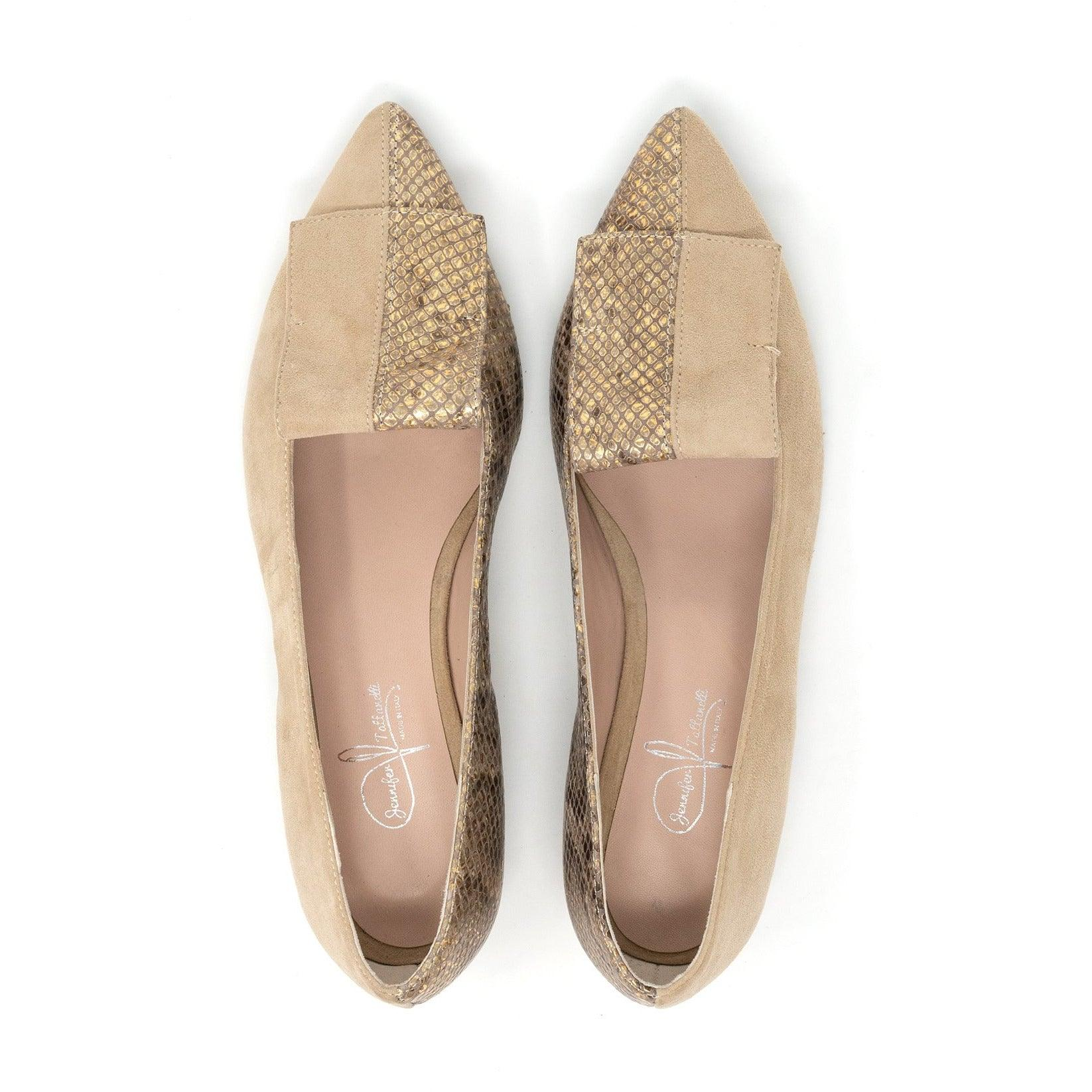 MIL8201 T10 Women Flats - New Fall Winter 2019-2020 Collection