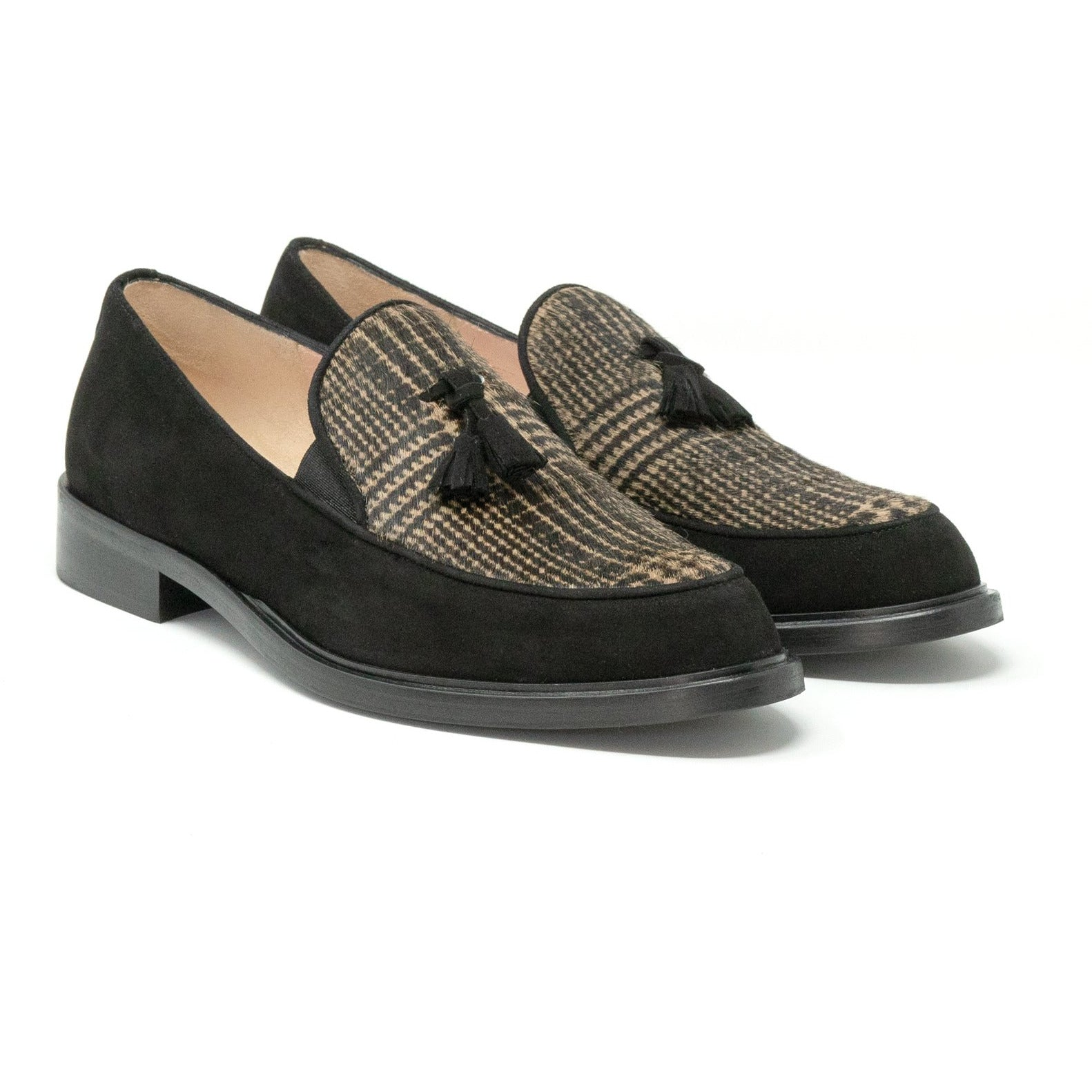 MIL6053 T20 Women Slip On in Brown