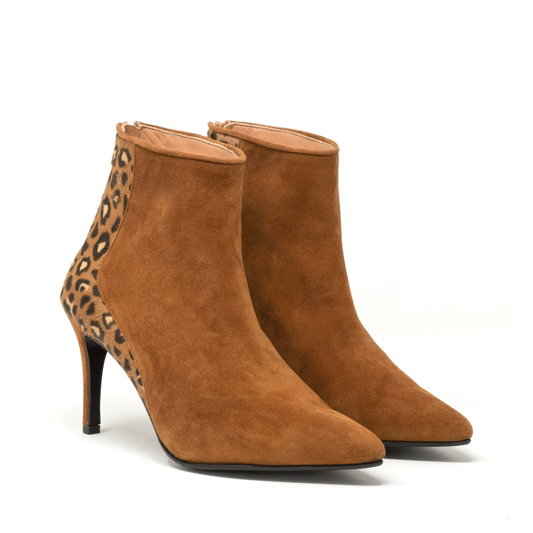 MIL6046 H80 Women Booties - New Fall Winter 2019-2020 Collection