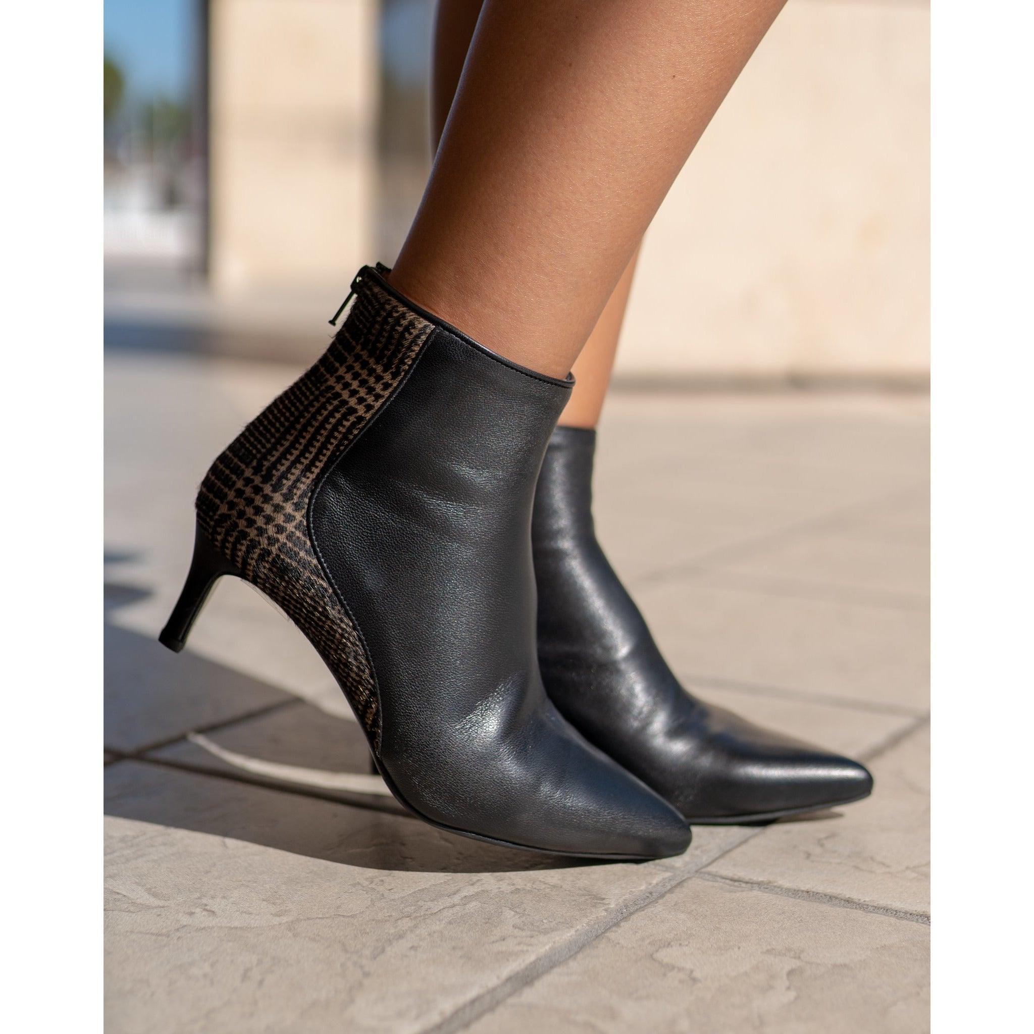 MIL6037 T55 Women Booties - New Fall Winter 2019-2020 Collection