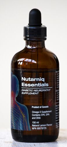 Diabetic Neuropathy Supplement - Nutarniq