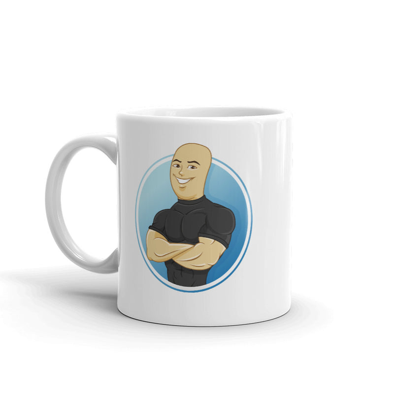The Toe Bro Classic Mug