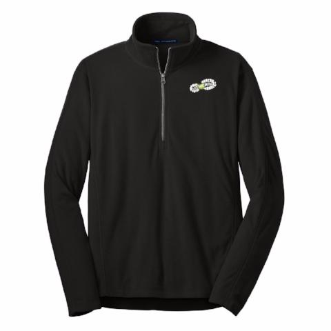 Microfleece Half-Zip Pullover - Mens ***CLOSEOUT***