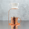 Rose Gold Coffee Dripper Stand