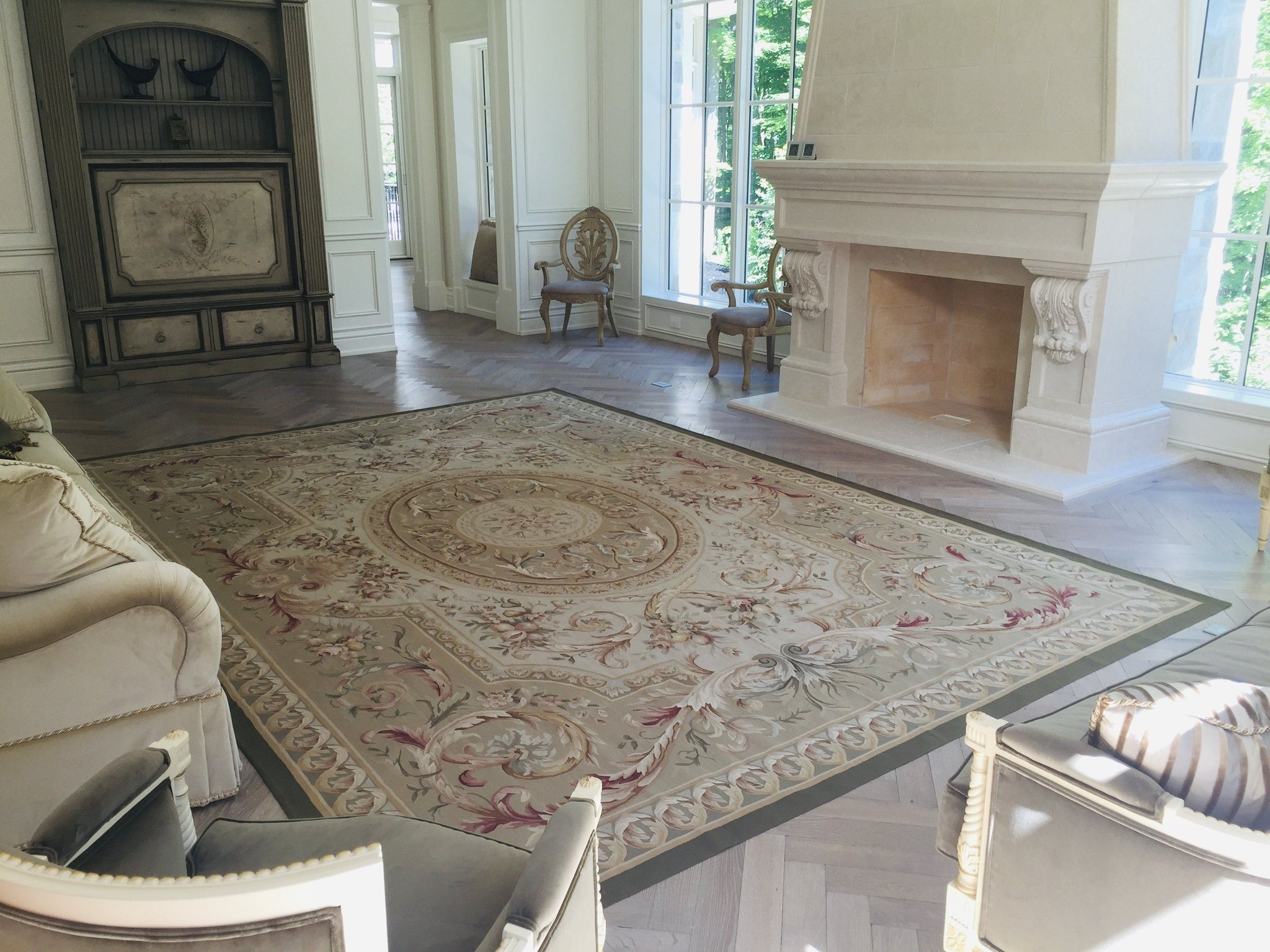 What are Aubusson Rugs?