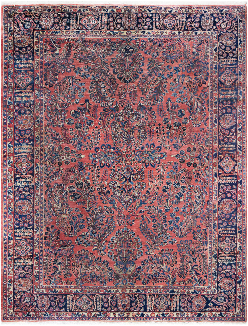Antique Persian Sarough Rug Shop Tapis
