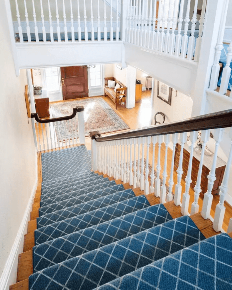 Bristol Plaid Stair Runner Stair runner Shop Tapis