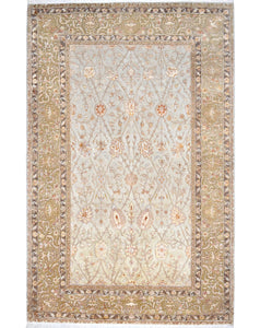 Dreamy Silk Flower Rug handmade area rug Shop Tapis