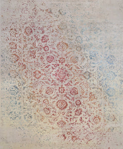 Erase Iridescence Rug Transitional Shop Tapis