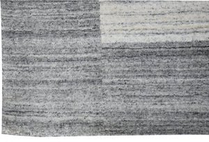 Gabbeh Light Grey Rug Modern Shop Tapis