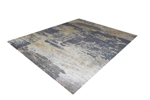 Iron Slate Mineral Rug Modern Shop Tapis 10 X 14