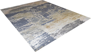 Iron Slate Mineral Rug Modern Shop Tapis 9 X 12