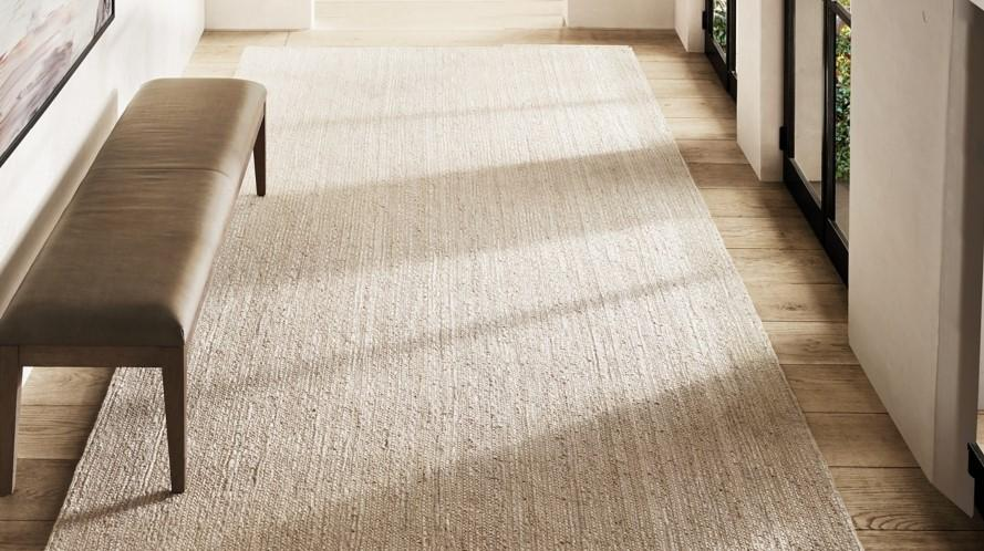 Jute/Sisal White Rug Sale Shop Tapis 9 X 12