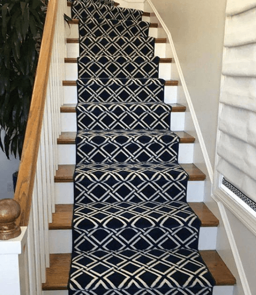 Mediterranean Sparta Collection Stair Runner runner Shop Tapis