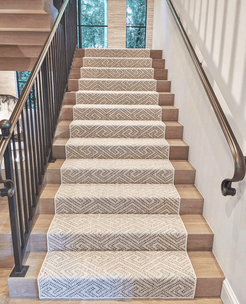 Nature Key Stair Runner runner Shop Tapis
